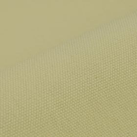 Samba - Cream (3) - Fabric made from cotton and viscose in a light colour that seems to be a blend of green and yellow