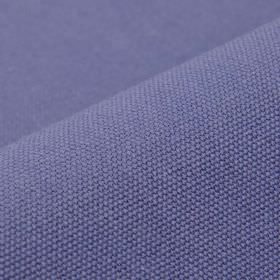 Samba - Purple Blue - Plain fabric made from a bright lilac coloured blend of cotton and viscose