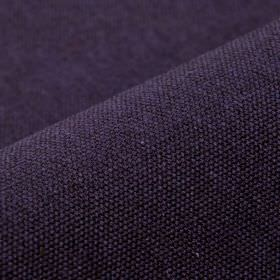 Samba - Purple (34) - Fabric made from cotton and viscose in a very dark shade of purple