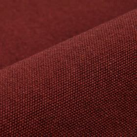 Samba - Red - Cotton and viscose blended together into fabric made in a very dark shade of burgundy