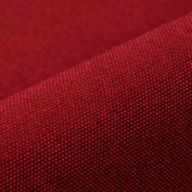 Samba - Red (42) - Blood red coloured cotton and viscose blend fabric