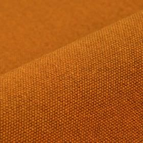Samba - Orange (44) - Rust coloured fabric blended from cotton and viscose