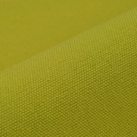 Samba - Gold Green - Fabric made from a citrus green coloured blend of cotton and viscose