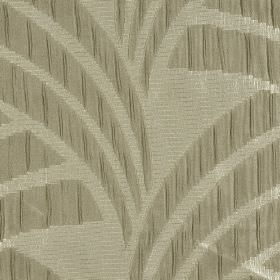Sensu CS - Brown Beige - Fabric made from 100% Trevira CS with a simple curved line and block shape pattern in several different shades of b