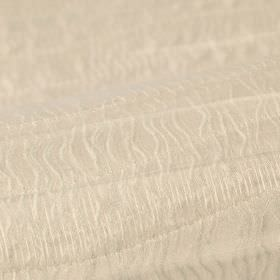 Sino CS - Grey (8) - A very subtle, uneven, irregular wavy line pattern covering nude coloured 100% Trevira CS fabric
