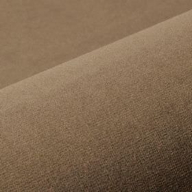 Kenbai CS - Brown (5) - Plain light brown coloured fabric made from 100% Trevira CS