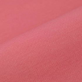 Salina - Pink - Rose pink coloured polyester and viscose blend fabric