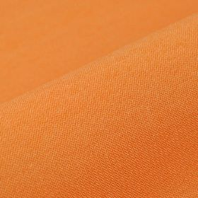 Salina - Orange - A light, bright shade of orange covering fabric made from a blend of polyester and viscose