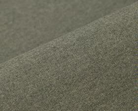 Salina - Dark Grey (11) - Fabric woven from dark grey and lighter cream coloured threads made from polyester and viscose