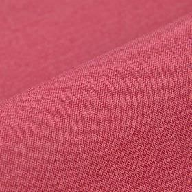 Salina - Fuchsia (17) - Rich raspberry coloured fabric made from polyester and viscose with no pattern
