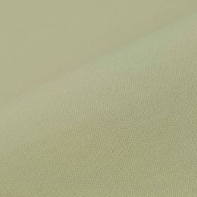 Salina - Beige - Plain light grey coloured fabric made with a subtle light green tinge from a blend of polyester and viscose