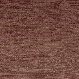 Hekla - Pink Purple (4) - Cotton, polyester and viscose blend fabric made in chocolate and dark brown-pink, with an uneven woodgrain style p