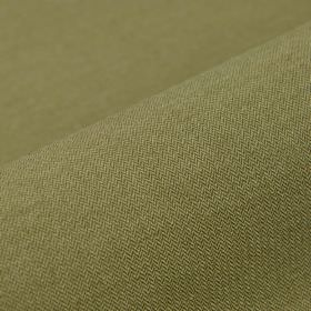 Salina - Beige Green (5) - Army green coloured fabric containing a mixture of polyester and viscose
