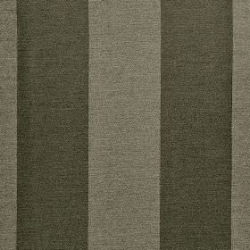 Furnas - Dark Grey - Iron grey and dark green-grey stripes running in a simple, evenly spaced design on polyester and rayon blend fabric