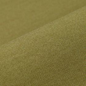 Salina - Beige Brown (6) - Polyester and viscose blended together into a fern green coloured plain fabric