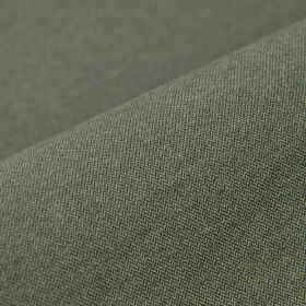 Salina - Grey (12) - Plain mid-grey coloured fabric made with a 61% polyester and 39% viscose content
