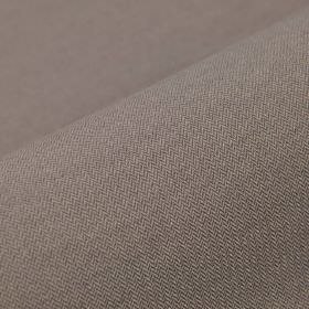 Salina - Purple Grey (14) - Mid-grey coloured polyester and viscose blend fabric made with a very slight pink tinge