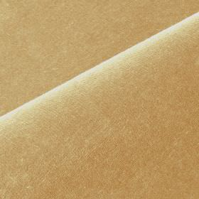 Scala - Beige (10) - Taupe coloured cotton and polynosic blend fabric made with no pattern