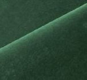 Scala - Green5 - Unpatterned fabric made from cotton and polynosic in a rich emerald green colour
