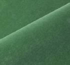 Scala - Green9 - Emerald green coloured fabric made with a mixed cotton and polynosic content