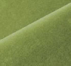 Scala - Green (129) - Grass green coloured fabric containing a mixed cotton and polynosic blend
