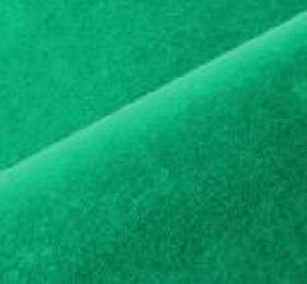 Scala - Green (133) - Peppermint green coloured unpatterned cotton and polynosic blend fabric