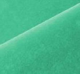 Scala - Green (134) - Cotton and polynosic blend fabric made in a bright shade of jade green