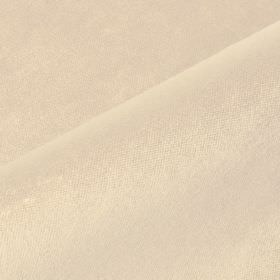 Argento - Cream (5) - Cotton, polyester and viscose blend fabric made with a plain finish in a light cream-beige colour