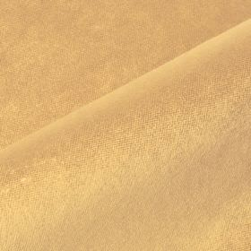 Argento - Beige (6) - Golden honey coloured fabric made with a mixed cotton, polyester and viscose content