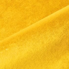 Argento - Yellow (8) - Vivid fabric made from buttercup yellow coloured cotton, polyester and viscose