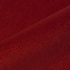 Argento - Red (13) - Luxurious fabric made from a deep maroon coloured blend of cotton, polyester and viscose