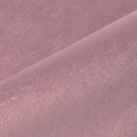Argento - Purple - Cotton, polyester and viscose blend fabric made in light, dusky mauve