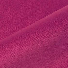 Argento - Pink Purple - Fabric made from a magenta coloured blend of cotton, polyester and viscose