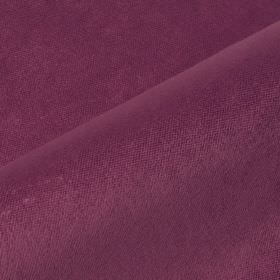 Argento - Purple (21) - Cotton, polyester and viscose blended together into an aubergine coloured fabric