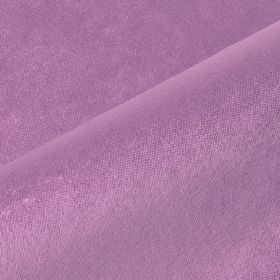 Argento - Purple4 - Light lilac coloured fabric containing cotton, polyester and viscose with no pattern