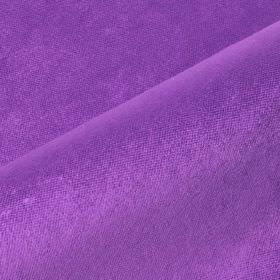 Argento - Purple (23) - Cotton, polyester and viscose blend fabric made in a vivid purple colour