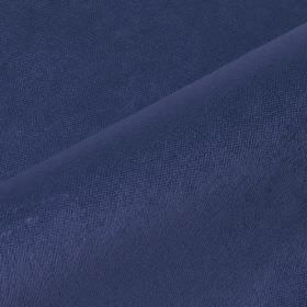 Argento - Blue (26) - Dark navy blue coloured fabric made to contain a mixture of cotton, polyester and viscose