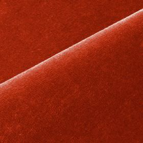Scala - Red (27) - Blood red coloured fabric containing a blend of cotton and polynosic