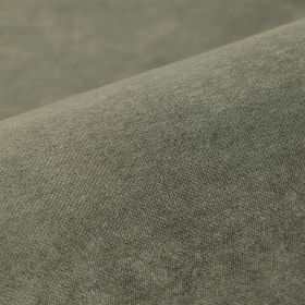 Argento - Grey - Plain fabric made from a mid-grey coloured combination of cotton, polyester and viscose