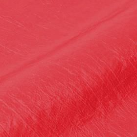 Skip - Pink (17) - Polyamide and polyester blend fabric made to feature a few slightly raised threads in a very bright shade of red