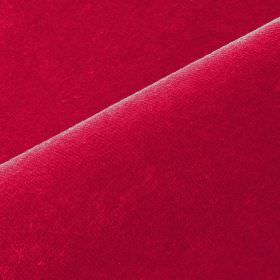 Scala - Pink2 - Rich cerise coloured fabric containing a blend of cotton and polynosic