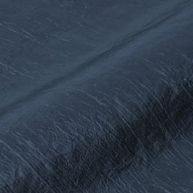 Skip 295cm - Blue5 - Polyamide and polyester blend fabric made with a few very subtly raised threads in a very dark shade of blue-grey