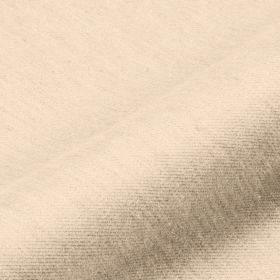 Frisky 305cm - #REF! - Fabric made from polyester and viscose in a light cream colour, featuring a very slight grey-beige tinge