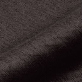Frisky 305cm - Grey2 - Gunmetal grey coloured polyester and viscose blend fabric behind a subtle streaked effect in a dark charcoal colour