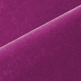 Scala - Pink Purple2 - Unpatterned vivid violet coloured fabric made from cotton and polynosic
