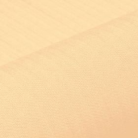 Lavina - Beige (4) - Cream-yellow coloured fabric made from polyester and Trevira CS with a very subtle pale orange tinge