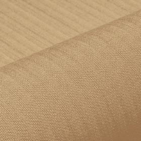 Lavina - Brown (8) - Wafer coloured polyester and Trevira CS blend fabric featuring some regular, almost imperceptible lines