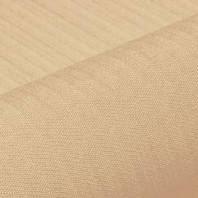 Lavina 300cm - Brown2 - Polyester and Trevira CS blended together into warm cream coloured fabric