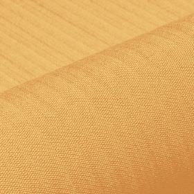 Lavina - Brown (10) - Marmalade coloured polyester and Trevira CS blend fabric