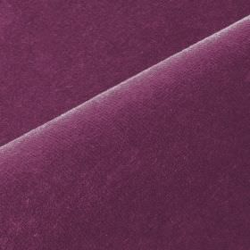 Scala - Pink7 - Plum coloured fabric made from a blend of cotton and polynosic